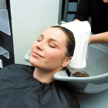 Towel4You hos frisør