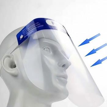 Visir på hoved