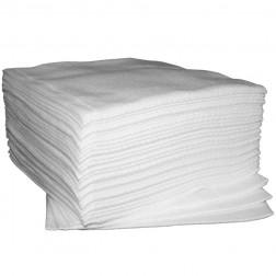 Hvide håndklæder
